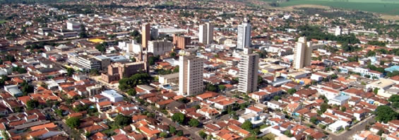 Tudo sobre a cidade Ourinhos